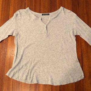 Brandy Melville Grey Sweater